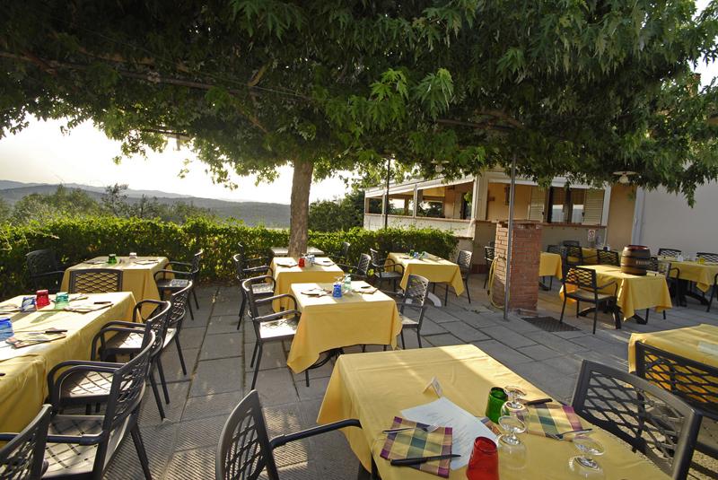 Perbacco ristorante e pizzeria Pieve a Presciano